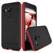 Verus High Pro Shield Skal till LG Nexus 5X - Röd