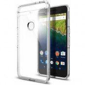 SPIGEN Ultra Hybrid Skal till Huawei Nexus 6P - Clear