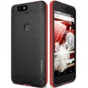 Verus High Pro Shield Skal till Huawei Nexus 6P - Röd