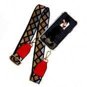 BOOM OF SWEDEN - Halsband mobilskal till OnePlus 6 - Belt Aztec