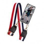 BOOM OF SWEDEN - Halsband mobilskal till OnePlus 6 - Belt RedBlack
