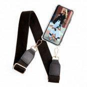 BOOM OF SWEDEN - Halsband mobilskal till OnePlus 6T - Belt Black