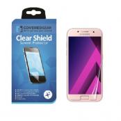 CoveredGear Clear Shield skärmskydd till Samsung Galaxy A3 (2017)