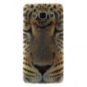 Flexicase skal till Samsung Galaxy A3 (2015) - Leopard