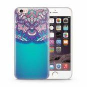 Skal till Samsung Galaxy A3 2016 - Mandala - Blå