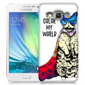 Skal till Samsung Galaxy A3 - Color my world - Katt