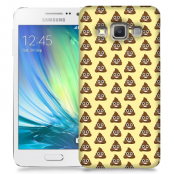 Skal till Samsung Galaxy A3 - Emoji - Bajs