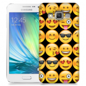 Skal till Samsung Galaxy A3 (2015) - Emoji - Smileys