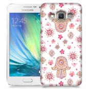 Skal till Samsung Galaxy A3 - Fatimas hand - blommor