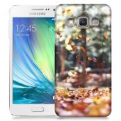 Skal till Samsung Galaxy A3 - Höstlöv