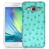 Skal till Samsung Galaxy A3 - Knottrig - Turkos