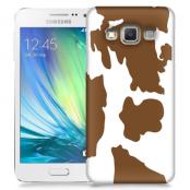Skal till Samsung Galaxy A3 - Kossa - Brun