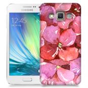 Skal till Samsung Galaxy A3 (2015) - Målning - Blommor
