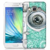 Skal till Samsung Galaxy A3 (2015) - Målning - Kamera