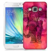 Skal till Samsung Galaxy A3 - Orientalisk elefant