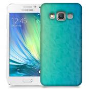 Skal till Samsung Galaxy A3 - Prismor - Grön