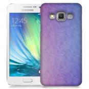 Skal till Samsung Galaxy A3 - Prismor - Lila