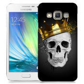 Skal till Samsung Galaxy A3 (2015) - Royal Skull
