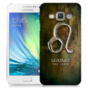 Skal till Samsung Galaxy A3 (2015) - Stjärntecken - Lejonet