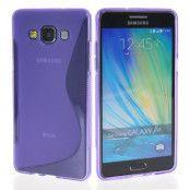 Flexicase Skal till Samsung Galaxy A5 - Lila