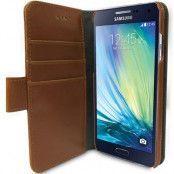 Melkco Plånboksfodral till Samsung Galaxy A5 - Brun