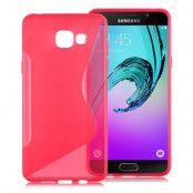 Mobilskal till Samsung Galaxy A5 (2016) - Magenta