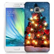 Skal till Samsung Galaxy A5 - Julgran