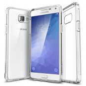 SPIGEN Liquid Crystal Skal till Samsung Galaxy A5 (2016) - Clear
