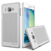 Verus Slim Dot Skal till Samsung Galaxy A5 - Silver