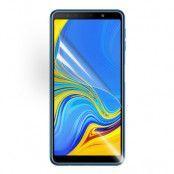 Clear LCD skärmskydd för Samsung Galaxy A7 2018