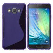 Flexicase Skal till Samsung Galaxy A7 - Lila
