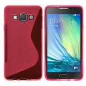 Flexicase Skal till Samsung Galaxy A7 - Magenta
