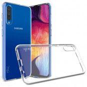 Imak Flexicase Skal till Samsung Galaxy A70 - Clear