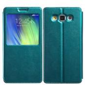 Kalaideng Sun Series Fönsterfodral till Samsung Galaxy A7 - Grön