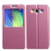 Kalaideng Sun Series Fönsterfodral till Samsung Galaxy A7 - Rosa