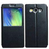 Kalaideng Sun Series Fönsterfodral till Samsung Galaxy A7 - Svart