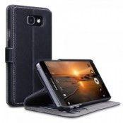 Plånboksfodral till Samsung Galaxy A7 2016 - Svart