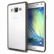 Ringke Fusion Skal till Samsung Galaxy A7 - Smoke Black