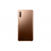 SAMSUNG GRADIATION COVER GALAXY A7 2018 GOLD EF-AA750CFEGWW