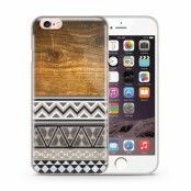 Skal till Samsung Galaxy A7 - Aztec Wood