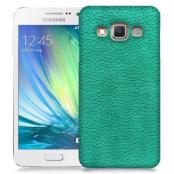Skal till Samsung Galaxy A7 - Knottrig - Grön