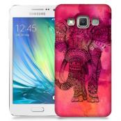 Skal till Samsung Galaxy A7 - Orientalisk elefant