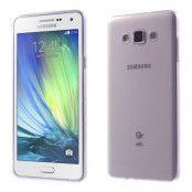 Ultra-Thin 0.6mm Flexicase Skal till Samsung Galaxy A7 - Lila