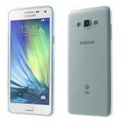 Ultra-Thin 0.6mm Flexicase Skal till Samsung Galaxy A7 - Turkos