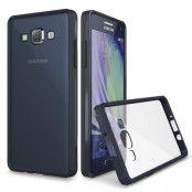 Verus Crystal Mixx Skal till Samsung Galaxy A7 -  Svart