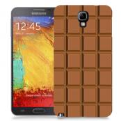Skal till Samsung Galaxy Note 3 Neo - Choklad