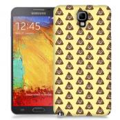 Skal till Samsung Galaxy Note 3 Neo - Emoji - Bajs