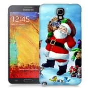 Skal till Samsung Galaxy Note 3 Neo - Glad Jultomte