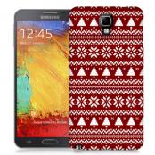 Skal till Samsung Galaxy Note 3 Neo - Juldekor - Granar