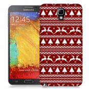 Skal till Samsung Galaxy Note 3 Neo - Juldekor - Renar